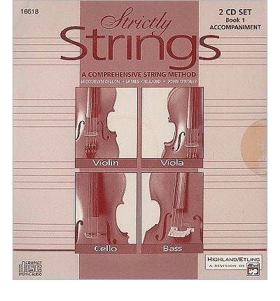 [(Strictly Strings, Book 1: A Comprehensive String Method )] [Author: Jacquelyn Dillon] [Mar-1996] (Strictly Strings, Book 1)