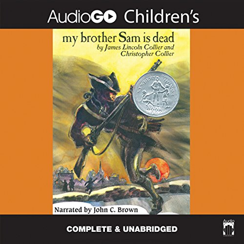 My Brother Sam Is Dead  Audiolibri