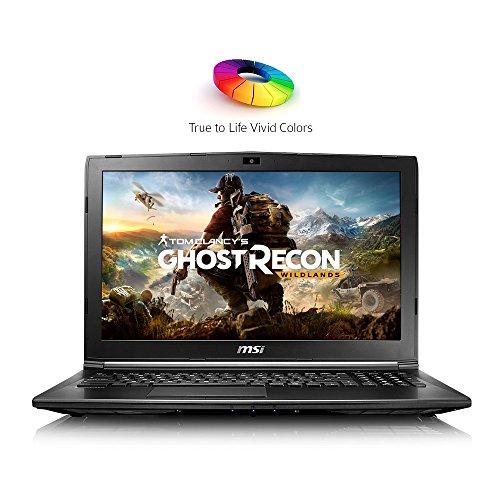 MSI GL62M-7RD Laptop (Windows 10, 8GB RAM, 256GB HDD) Black Price in India