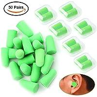 Creation Gehörschutzstöpsel 34 dB Schalldämmung Ohrstöpsel (50 Paar) preisvergleich bei billige-tabletten.eu