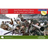 US Infantry Heavy Weapons 1944-45 by Plastic Soldier Company