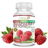 Raspberry Ketone Max - Potentissimo e ORIGINALE integratore di estratto purissimo di RASPBERRY KETONE. Ingredienti efficace della migliore qualità, ad un prezzo straordinario. immagine