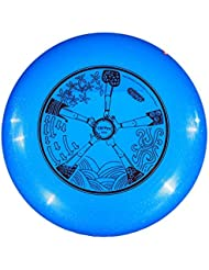 Frisbee lanzamiento Disc Perros Frisbee lanzamiento Anillo ultipro Hände Blau