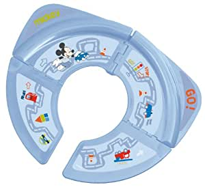 Disney Mickey Mouse Foldable Toilet Seat