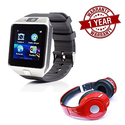 MacBerry SAMSUNG Galaxy Grand Neo GT-I9060 Compatible Smart Watch & Bluetooth Headset  available at amazon for Rs.1999