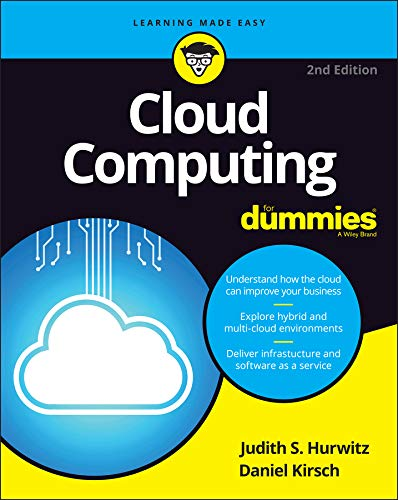 Cloud Computing For Dummies (For Dummies (Computer/Tech))