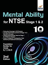 Mental Ability for Ntse & Olympiad Exams for Class 10 (Quick Start for Class 6, 7, 8,