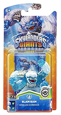 Skylanders Giants - Character Pack - Slam Bam (Wii/PS3/Xbox 360/3DS/Wii