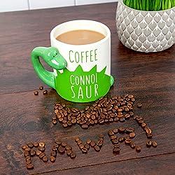 Bigmouth Inc Coffee Connoisaur Mug