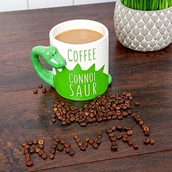 Bigmouth Inc Coffee Connoisaur Mug 0