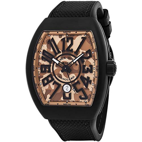 Franck Muller Vanguard Herren-Armbanduhr Automatik Analog 45SCCAMSND-2