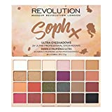 Makeup Revolution Soph X Eyeshadow Palette - Best Reviews Guide