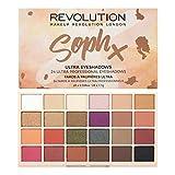Makeup Revolution Lidschatten Palette Soph