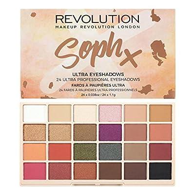Makeup Revolution Lidschatten Palette