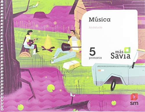 Música 5 Primaria Más Savia Andalucía
