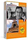 Französisch-Expresskurs mit Langzeitgedächtnis-Lernmethode von Sprachenlernen24: Fit für die Reise nach Frankreich. Inkl. Reiseführer. PC CD-ROM+MP3-Audio-CD für Windows 10,8,7,Vista,XP/Linux/Mac OS X