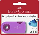 Faber-Castell 182795 - Doppelspitzdose Sleeve Trend