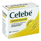 CETEBE Vitamin C Retard, 120 Stück