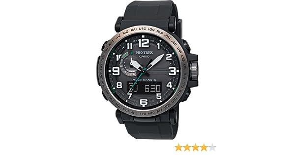 Uhr Casio Sport Pro Trek PRW 6600Y 1ER