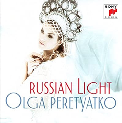 Russian Light produced by Sony Music Classical - quick delivery from UK.