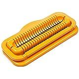 Inovera Hot Dog Dicer Cutter Slicer, Orange