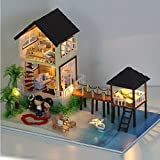 Dollhouse handmade kit set miniature Maldives summer holiday MALDIVES