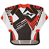 Mots MT2105XLR Trial Rider Camiseta, Rojo, Talla XL
