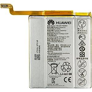 Original Huawei Li-Ion Polymer Festeinbau Akku mit 2700 mAh für Huawei Mate S - HB436178EBW