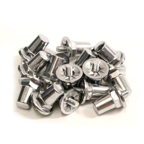 Rugby League Aluminium 16 x 21 mm à crampons
