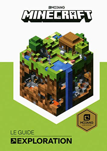 Descargar Libro Minecraft, le guide Exploration de Stephanie Milton