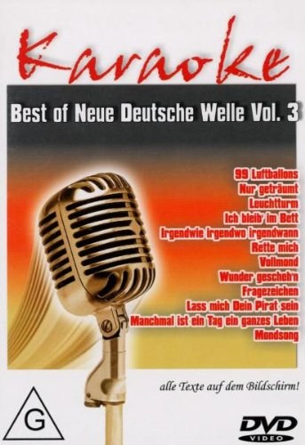 Best of Karaoke - Best of Neue Deutsche Welle Vol. 03