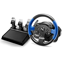 Thrustmaster T150RS PRO - Volante - PS4 / PS3 / PC - Force Feedback - 3 pedales - Licencia Oficial Playstation
