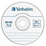 Verbatim  43694 BD-RE 2x SL 25GB 10pack Spindle