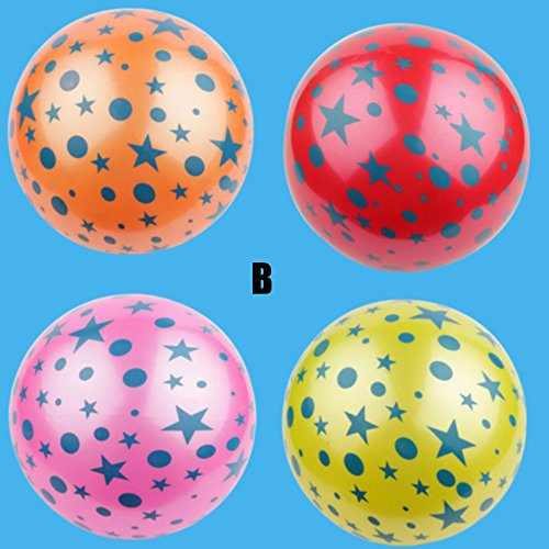 Familizo 9 Pulgadas Holiday Pool Party Swimming Garden Gran Juguete Inflable de...
