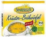 Erntesegen Bio Kräuter - Brühwürfel (1 x 66 gr)