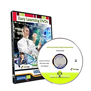 Easy Learning Learning Android App Programming Video Training (DVD)