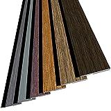 5 m Fensterleiste Flachleiste Abdeckleiste 30mm Höhe - Made in Germany - 1 m bis 50 m (MIT LIPPE) Fensterleisten Flachleisten in grau, anthrazit, braun, dunkelbraun, golden-oak ....