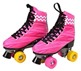 Laubr Rollschuhe für Kinder Skates Rollerskates Inliner Disco Skates Sport 35-39 (39)