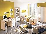 TINA Jugendzimmer 4tlg Eiche Sonoma/weiß thumbnail