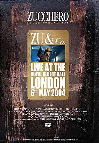 Zucchero - Zu & Co. Live At The Royal Albert Hall (Londres, mai 2004)