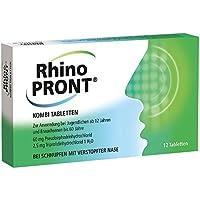 Rhinopront Kombi Tabletten, 12 St. preisvergleich bei billige-tabletten.eu