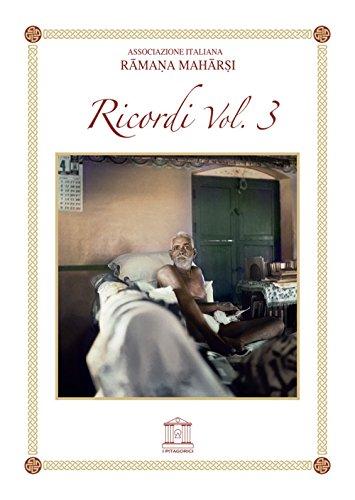 Ramana Maharshi. Ricordi: 3 (Vidya Bharata) por Kunju Swami