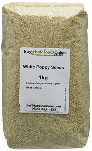 Buy Whole Foods Online Poppy Seeds White 1 Kg Test