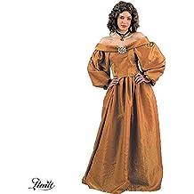 Limit Sport - Disfraz de dama de época Constanza, para adultos, talla S (DA185)
