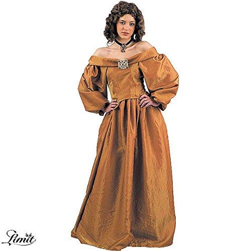 Imagen de limit sport  disfraz de dama de época constanza, para adultos, talla m da185