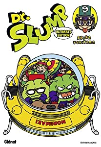 Dr Slump Perfect Edition Tome 9
