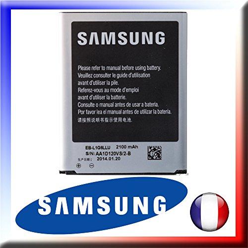 Samsung EB-L1G6LLUC - Batería para Samsung Galaxy S III I9300 (2100 mAh, 3.8 V, Li-ion)- Versión Extranjera