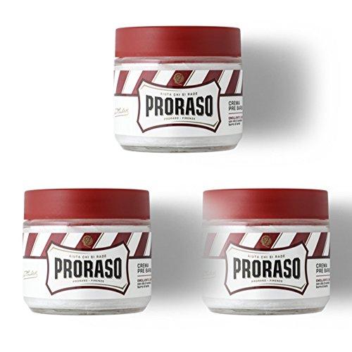 triple-pack-proraso-sandalwood-pre-shave-cream-3-x-red-100ml-jar-in-box