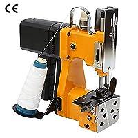 HUKOER Máquina cerradora de bolsas Máquina de coser Herramienta de costura Máquina de coser eléctrica portátil Máquina Selladora de HUKOER