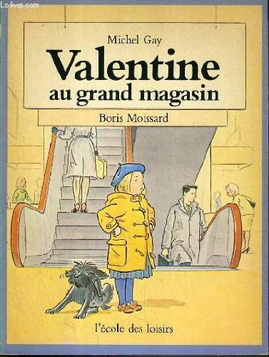 Valentine au grand magasin